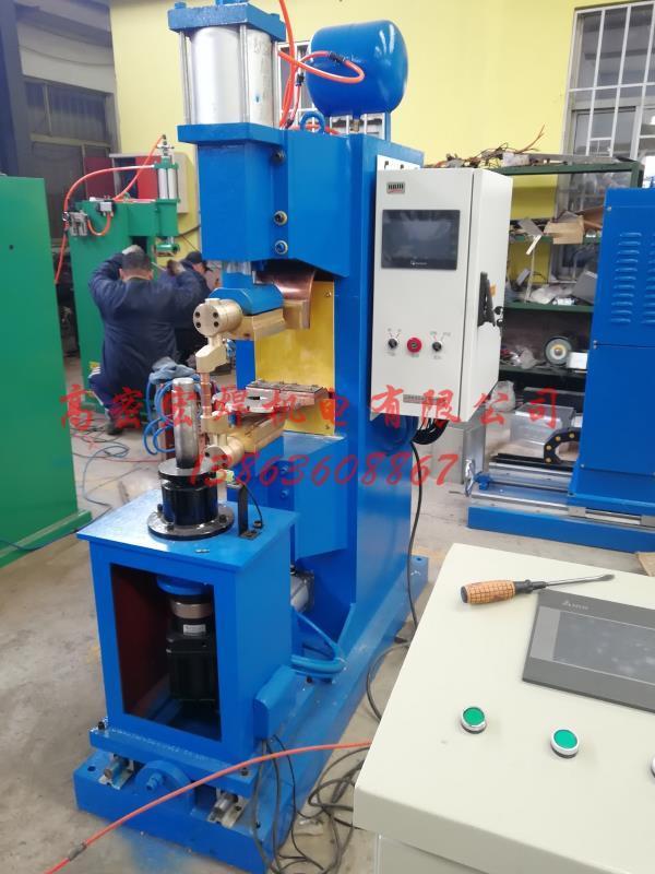 简析自动点焊机焊不牢的原因